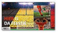 Fußball-EM 2020/2021 - 3D-Block postfrisch, Belgien