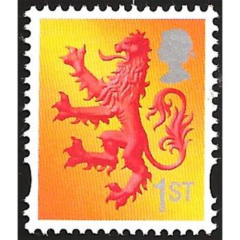Landeswahrzeichen - Regionalmarke, Katalog-Nr. 97, GB - Schottland