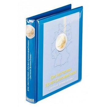 Lindner Vordruckalbum 2-Euro-Münzen, Serie Deutsche Bundesländer, LI 1505