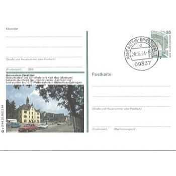 9270 Hohenstein-Ernstthal - Bildpostkarte