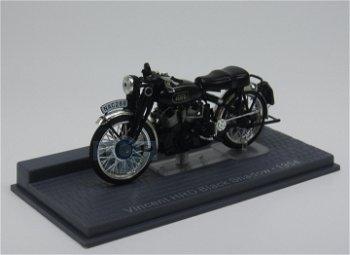 Modell-Motorrad:Vincent HRD Black Shadow von 1954(IXO, 1:24)