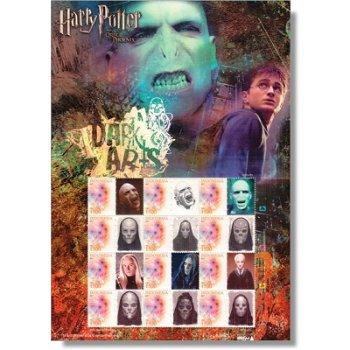 Harry Potter und der Orden des Phoenix: Dunkle Gestalten - Großbogen postfrisch, Indonesien