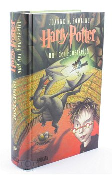Buch:Harry Potter und der Feuerkelch(Joanna K. Rowling)
