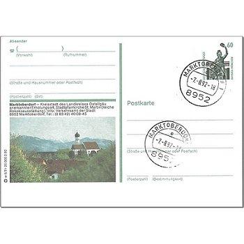 8952 Martoberdrof - Bildpostkarte
