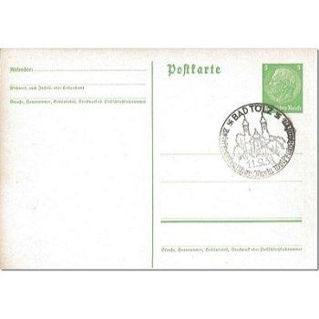 """8170 Bad Tölz - Ganzsache """"Briefmarkenschau"""""""