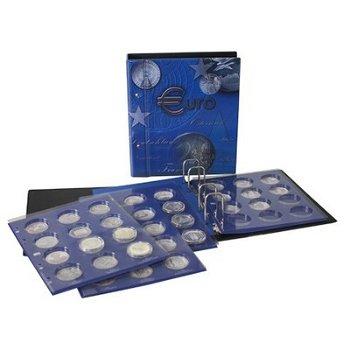 Safe - TOPset-Münzalbum für 10€-Münzen mit Kapseln, 7311