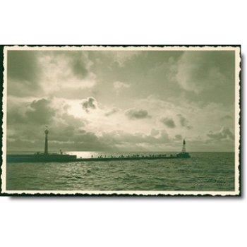 "2530 Warnemünde - Postkarte ""Bucht"""