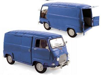 Modell:Renault Estafette von 1959, blau(Norev, 1:43)