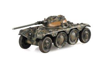 Militaria-Modell:Panhard EBR-75 Radspähpanzer von 1960(Solido, 1:72)