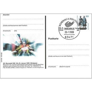 8240 Schönau am Königssee - Bildpostkarte