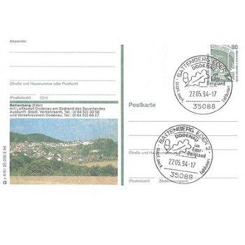 3559 Battenberg / Eder - picture postcard