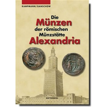 Münzen-Katalog der römischen Münzstätte Alexandria 2008, 1. Auflage, Gietl-Verlag