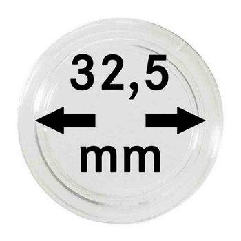 Münzkapseln,100er Pack für 10 und 20 Euro, LI 2261325