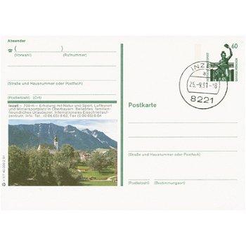 8221 Inzell - Bildpostkarte