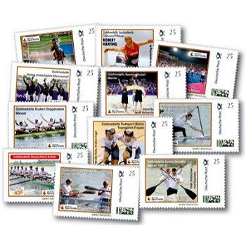 11 Individualmarken Deutsche Goldmedaillengewinner Olympische Spiele 2012