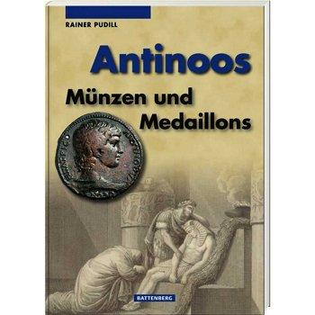 Antinoos, Münzen und Medaillons - Münz-Katalog, 1. Auflage 2014, Battenberg Verlag