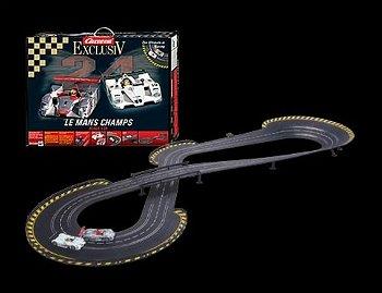 Slot Racing:Le Mans Champs(Carrera, 1:24)