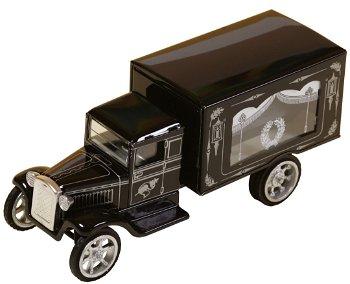 Blechmodell:Hawkeye - Bestattungswagen -(Kovap, 1:32)