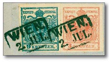 Feines Briefstück aus der Zeit von Kaiser Franz Joseph I.