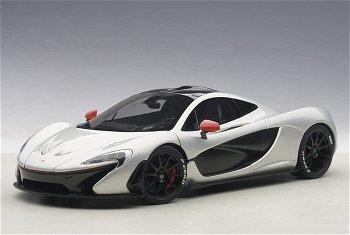 McLaren P1 von 2013 - AUTOart, 1:18)