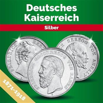 Deutsches Kaiserreich 1871-1918 - Münzabonnement
