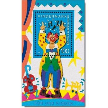 Für uns Kinder 1993, Block 27 postfrisch, Katalog-Nr. 1695, Bundesrepublik