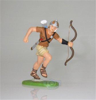 Figur:Römischer Bogenschütze, laufend(Preiser, 1:25)