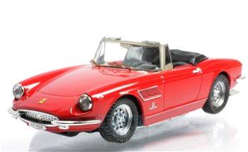 Modellauto:Ferrari 330 GTS, rot(Best, 1:43)