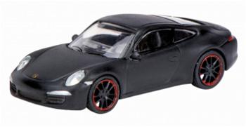 "Modellauto:Porsche 911 (991) Carrera S ""concept black""(Schuco, 1:87)"