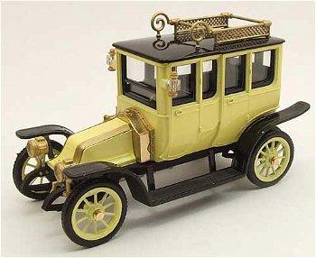 Modellauto:Renault Tipo X von 1907(Rio, 1:43)