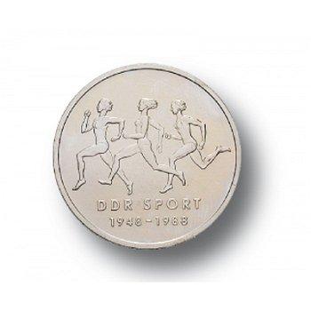 10-Mark-Münze 1988, 40 Jahre DDR Sportbund, DDR