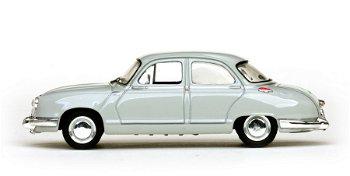 Modellauto:Panhard Dyna Z1 Luxe Special von 1954, grau(Vitesse, 1:43)