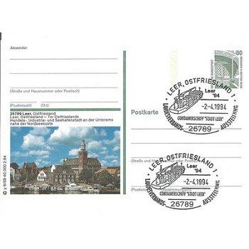 2950 Leer - Bildpostkarte ''Ostfriesland''