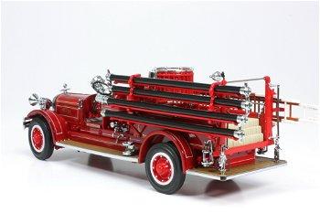 Modellauto:Seagrave Fire Truck von 1927(Yat Ming, 1:24)