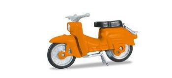 Modell:Simson KR 51/1 - Schwalbe -, orange(Herpa, 1:87)