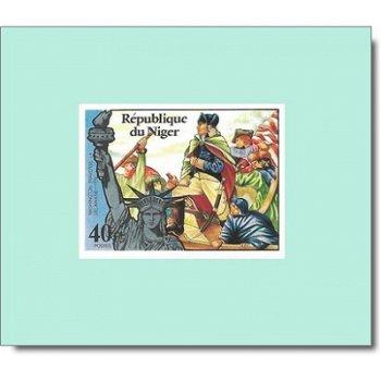 200 Jahre Unabhängigkeit der Vereinigten Staaten von Amerika - 5 Luxusblocks postfrisch, Katalog-Nr.