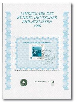 BdPH Jahresgabe 1996: Josef Neckermann