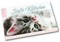 Katzen - Postkartenheft postfrisch, Österreich