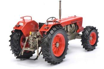 Modell-Traktor:Hürlimann T-14000, rot(Schuco/PRO.R32, 1:32)