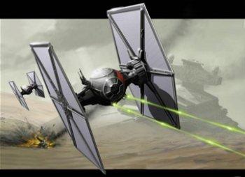 Bausatz:First Order Special Forces - Tie Fighter -Star Wars - Episode VII(Revell, 1:51)