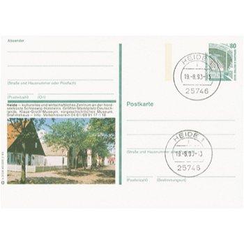 2240 Heide/Holst - Bildpostkarte