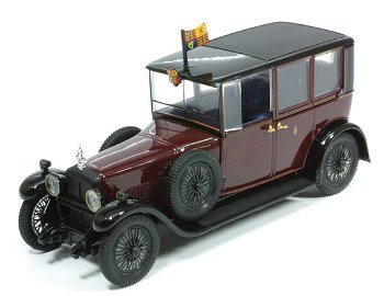 Modellauto:Daimler Royal - King Georg V - von 1929(Oxford, 1:43)