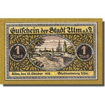 7900 Ulm - Emergency money from Bavaria