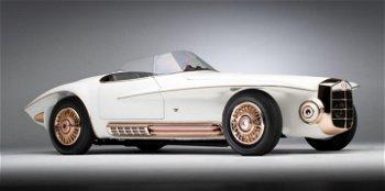 Modellauto:Mercer Cobra Exner von 1965(Matrix, 1:43)