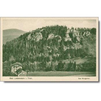 """6202 Bad Liebenstein - Postkarte """"Morgentor"""""""