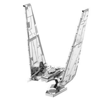 Metall-Bausatz:Kylo Ren´s Kommando Shuttle- Star Wars Episode VII -(Metal Earth)