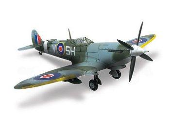 Modell-Flugzeug:U.K. Spitfire MK. IX, England 1942(Unimax/Forces of Valor, 1:72)