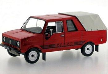 Modellauto:Tarpan 237 von 1976, rot(IXO Models, 1:43)