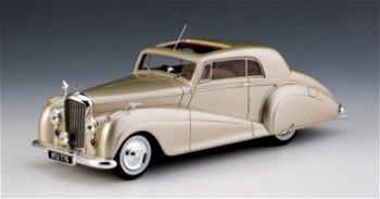 Modellauto:Bentley MK VI - Park Ward - FHC, gold(GLM, 1:43)