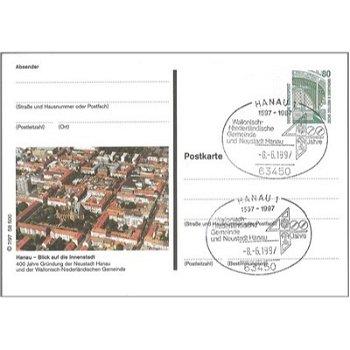 6450 Hanau - Bildpostkarte